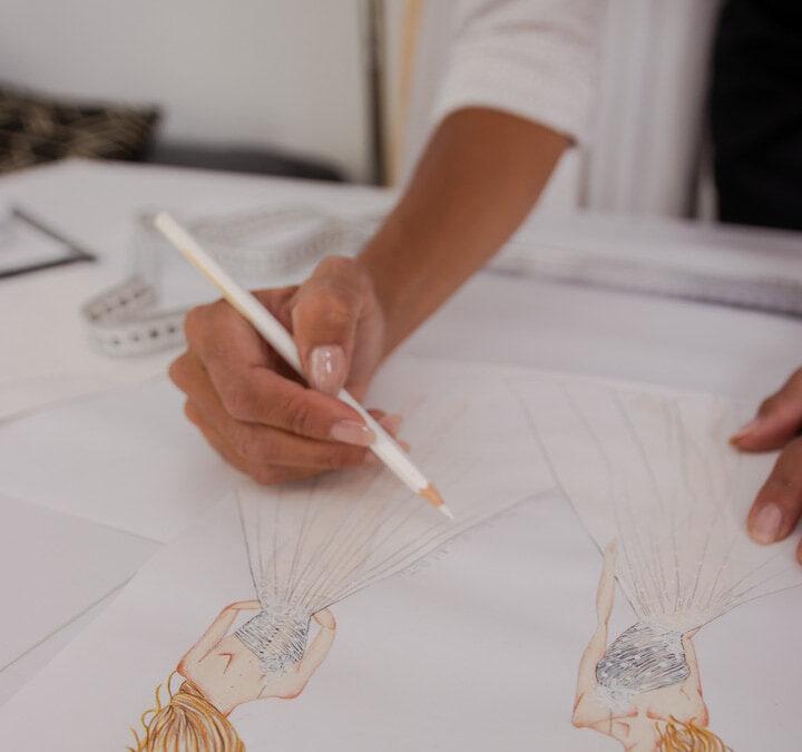 El arte de tu vestido de novia hecho a medida - Blog - Yolima Morales Bridal Art
