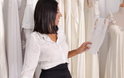 Tres ventajas de hacerse un vestido de novia a medida