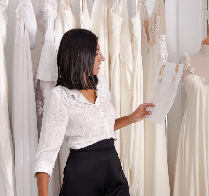 Tres ventajas de hacerse un vestido de novia a medida - Blog - Yolima Morales Bridal Art